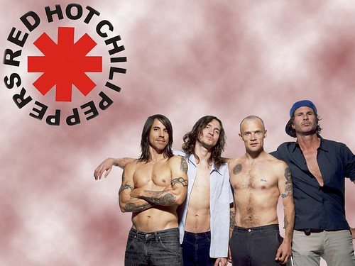 RED HOT CHILI PEPPERS by L.I°.