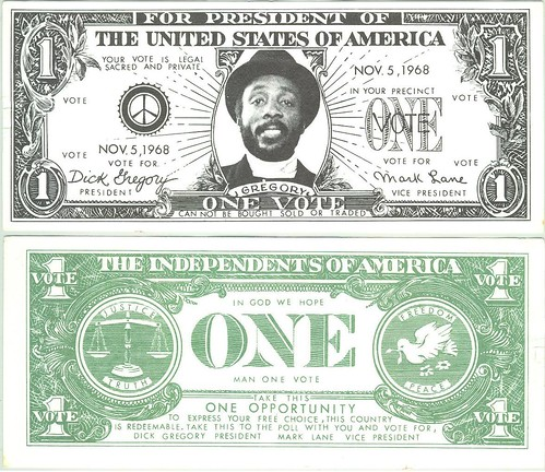 Dick Gregory Dollar