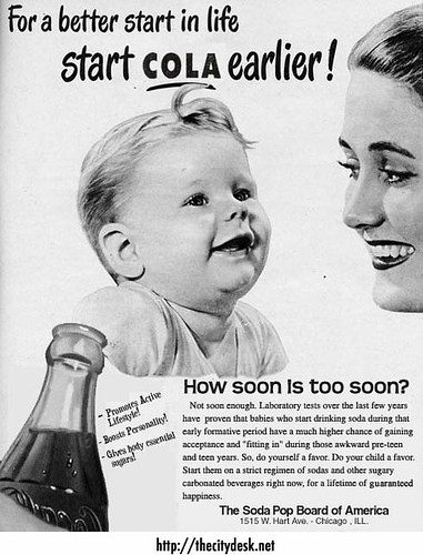 cola for kids