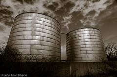 Twin Water Tank