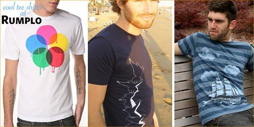 rumplo tee shirts
