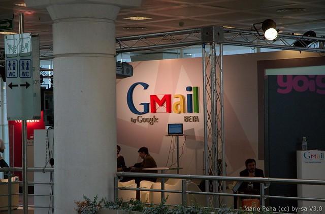 Gmail en OME