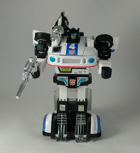 Transformers Jazz (G1 Encore Reissue) - modo robot