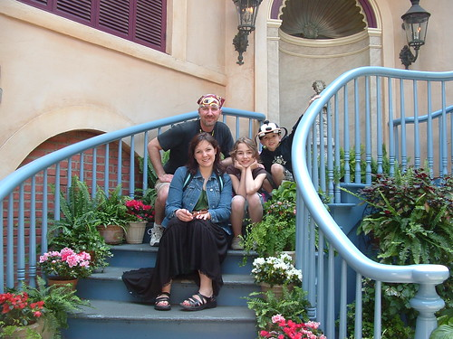 New Orleans Square, Disneyland