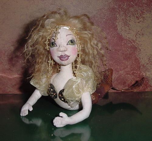 Mermaid Made by Kat