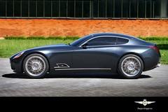 Carrozzeria Touring Maserati A8 GCS