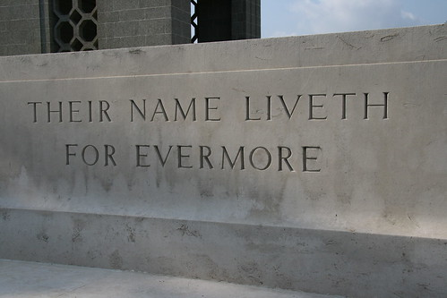 Their Name Liveth For Evermore