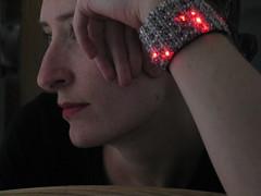 LED Bracelet - Leah Buechley, 2005