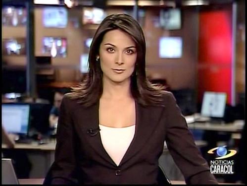 Silvia Corzo - Noticias Caracol 22:00 20080312-07