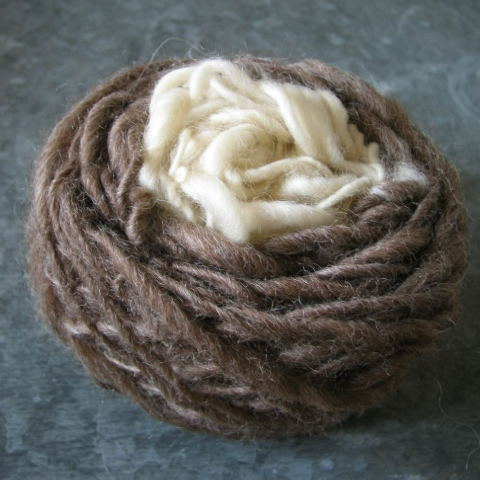 My first handspun