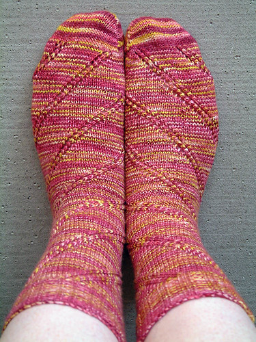 Anastasia Socks- Done