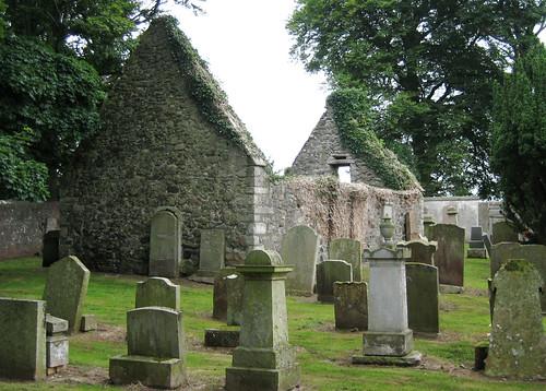 Ruin near Fularton - Troon