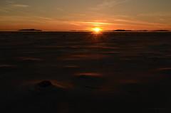 When lights go down (tonibjörkman) Tags: hanko finland suomi nature light sunset february nikon nikkor sea baltic europe landscape luonto merimaisema auringolasku kamera jää ice winter helmikuu