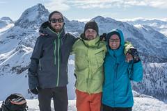 The Liebeseck Crew (luggi9) Tags: winter 2017 austria ski skitour tour hike ride snowbaord snow peak mountain alps liebeseck tauern salzburg radstädtertauern