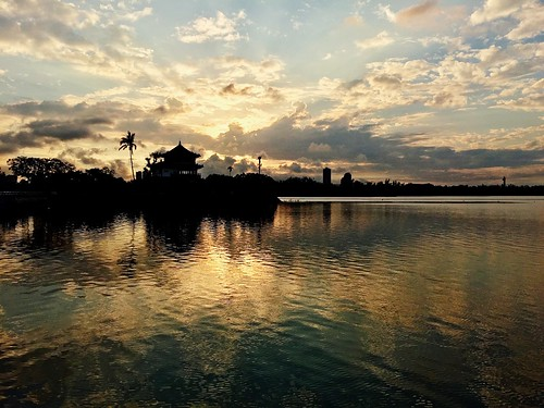 澄清湖-夕陽~