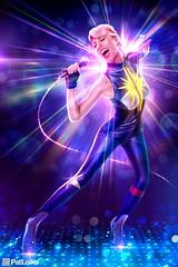 The Dazzler! LIVE! (PatLoika) Tags: dazzler alisonblaire marvelcomics marvel xmen xmencosplay cosplay costume