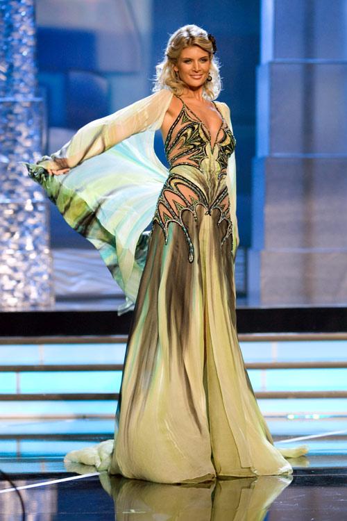 Traje Típico de Miss República Checa