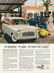 1959 Ford Escort 5-Passenger Station Wagon