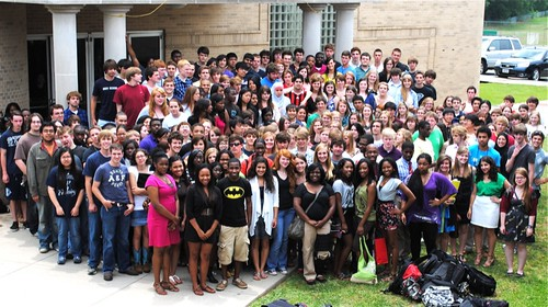 Caddo Magnet Class of 2011    g by trudeau