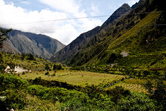Inkatrail to Machu Picchu
