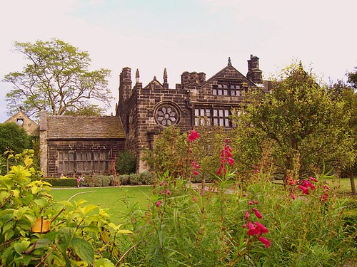 East Riddlesden Hall 1600\'s