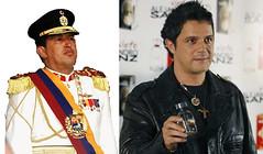 Chávez invita a Alejandro Sanz y Fito Páez a cantar en pal