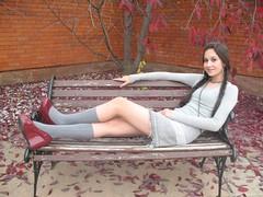 Adreanna 016 (Hosana Maranzatto Jensen) Tags: brick girl beauty chorus outside shoes theater pretty modeling broadway queen talent adreanna