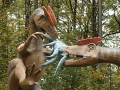 Hunger!!! - Saurierpark Kleinwelka