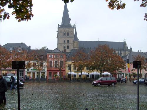 Market Square, Xanten