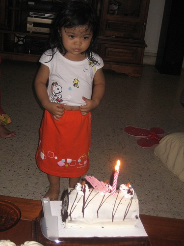 Second Birthday Rahil