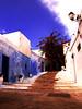 Kasbah de los Oudayas de Rabat (*atrium09) Tags: travel blue houses architecture arquitectura olympus morocco marocco marruecos rabat kasbah oudayas atrium09 anawesomeshot diamondclassphotographer rubenseabra