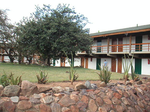 Tanzanie - Wildlife Lodge Serengeti