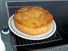 Pineapple Upside-Down Cake...