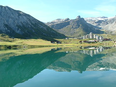lac du tignes 1/2 (turbiat) Tags: france lac tignes vanoise isre