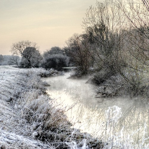 Winter morning 1 by Erasmus T on Flickr (Click image)