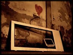 una finestra sul mondo (amemainda) Tags: muro pc strada finestra porta firenze cuore spazzatura quadrifoglio sfidephotoamatori iconadelmesesononatoliberofebbraio2008
