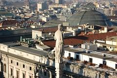 65 - Miln - Duomo - Detalle exterior (F M T E) Tags: 2007 miln