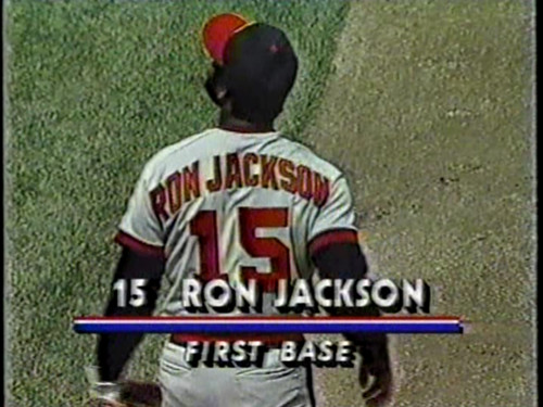 """... on the roster but just wore """"Jackson"""") and Cardinals utility man Carl  Taylor. It was always pretty apparent that Taylor went FNOB because pitcher  Chuck ... 890e8fa19"""