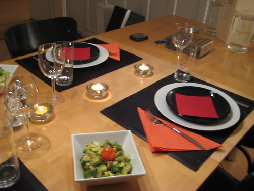 Dinner at Caro