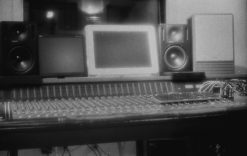 Kodak HIE - Recording Console - Infrared Creative Caffeine