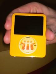 Lotus fan's iPod Nano