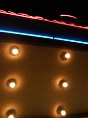 cinema lights (Fernando W) Tags: city cinema night germany lights europe hamburg neonlights passage eyewashdesign guessedhamburg guessedbykiwikirsch passagekino