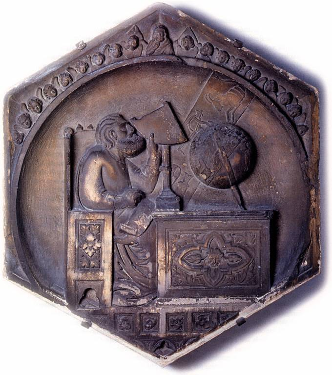 PISANO, Andrea Astronomy, 1334-36