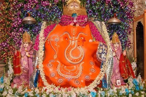 Khajarana Ganpati, Indore