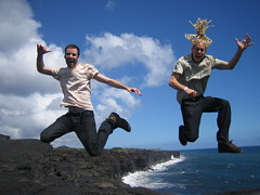 Jumpshot in Hawaii