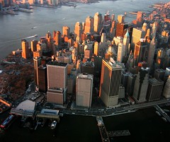 Lower Manhattan from Helicopter (nosha) Tags: nyc ny newyork manhattan explore helicopter nosha explored