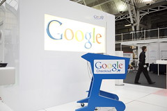 SES London 2008 - The Google Checkout display