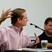 Lawrence Lessig and Andrew Keen