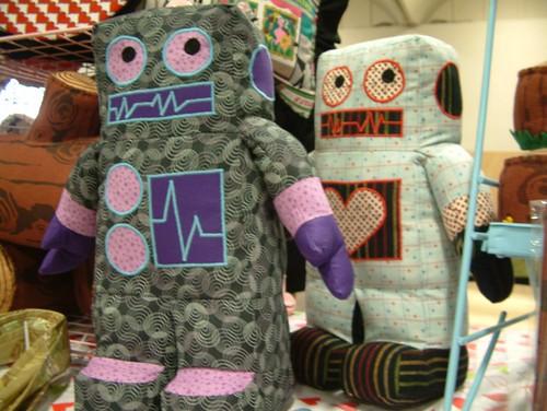 Maker Faire 2008- Robots!