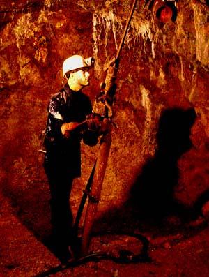 bauxite extraction